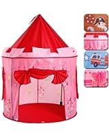 Infantastic® kdzt05-4 Tenda gioco Fairy Castle