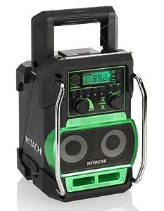 Hitachi UR 18DSL Baustellenradio  BaumarktÜberprüfung und Beschreibung