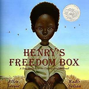 Henry's Freedom Box Audiobook