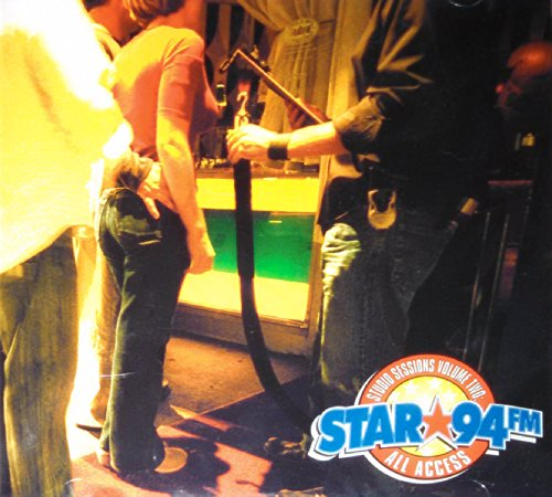 Star 94 - Studio Sessions Vol. 2 - All Access (Avril Lavigne, Goo Goo Dolls, Shakira, Train, Jewel, John Mayer, Sheryl Crow, Kid Rock, Default, More) front-200517