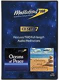 Meditations2Go Guided Audio Meditations CD Set 7