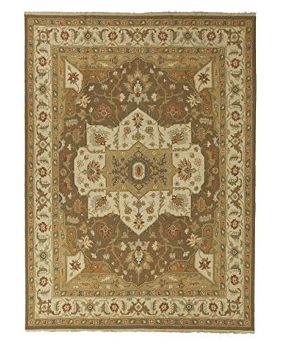 Pasargad Ny Persian Hand Knotted Wool Light Blue Ivory: Jaipur Rugs Luli Sanchez Hand-Tufted Geometric Pattern Rug
