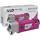 LD © Compatible Toner to Replace Dell 2Y3CM / 331-0717 High Yield Magenta Toner Cartridge for your Dell 2150 & 2155 Color Laser Printers