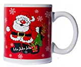 Christmas Mugs - Funny Coffee Mugs Make Great Secret Santa Gifts & Office Party Gifts for the Holiday Season. Novelty Festive Tea, Cocoa & Hot Chocolate Beverage/ Drink Mug