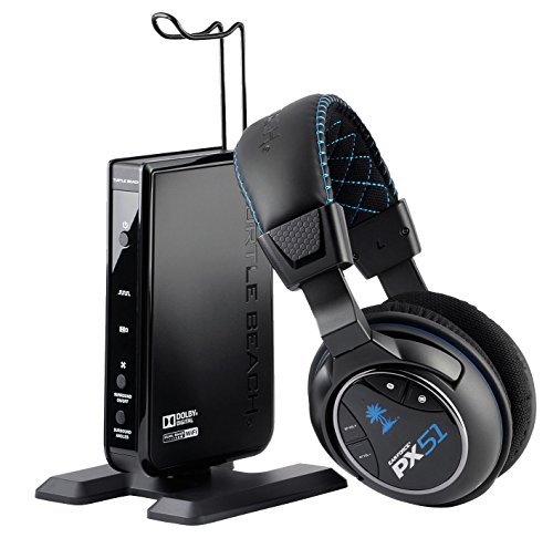 Turtle Beach Earforce PX51-BLKN Gaming Headset