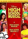 High School Musical Encore/ High School Musical 2  (Duo Pack) [DVD]