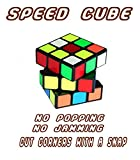 "World Record setting Speed Cube, No Pop, No Jam, Easier & More Precisely Than Original Cube, Super-durable, Vivid Color 3x3 2.2"" Puzzle Cube"