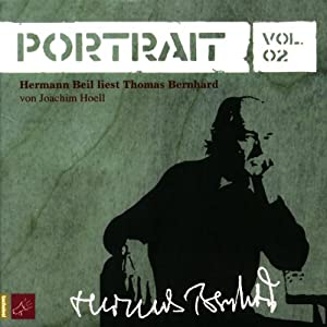 Portrait: Thomas Bernhard (Vol. 2) Hörbuch