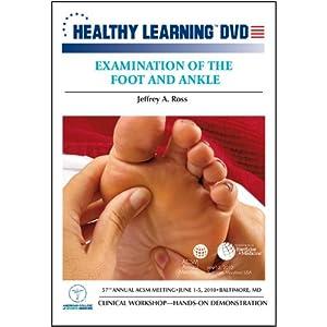Ankle Examination Video 518mNe%2BmYxL._SL500_AA300_
