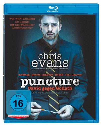 Puncture - David gegen Goliath [Blu-ray] [Alemania]