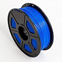 SUNLU 1.75mm PLA 3D Printer Filament, Dimensional Accuracy +/- 0.02mm, 1KG 2.2 lbs Spool, Blue from SUNLU