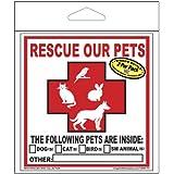 Imagine This Pet Rescue Decal Sticker