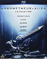 De Prometheus à Alien, l'évolution [Blu-ray]