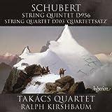 Schubert: String Quintet D.956 / String Quartet D.703- Quartettsatz
