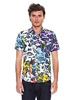 Desigual Camisa Hombre (Multicolor)