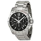 [ロンジン]Longines 腕時計 L27434566 クロノグラフ 自動巻き アナログ表示 メンズ [並行輸入品]