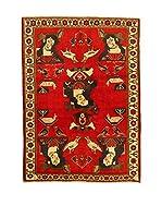 Kilim Carpets by Jalal Alfombra Gashgai (Rojo)