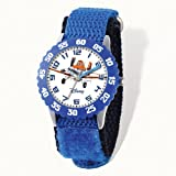 Disney Planes Dusty Blue Velcro Time Teacher Watch