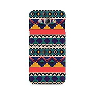 High Quality Printed Cover Case for Samsung A3 Model - Christmas Love