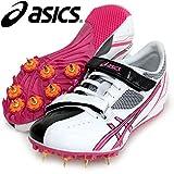 アシックス(asics) HEATSPRINT FR 6(ヒートスプリント FR 6)ホワイト/ピンク TTP505-0119 ランキングお取り寄せ
