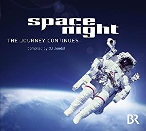 BR - Space Night - The Journey Continues compiled by DJ Jondal