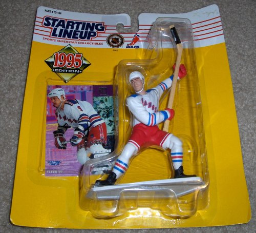 1995 Adam Graves NHL American/Canadian Starting Lineup