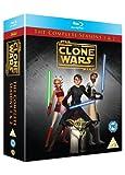 echange, troc Star Wars - Clone Wars - Season 1+2 [Blu-ray] [Import anglais]