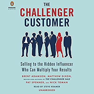 The Challenger Customer Audiobook