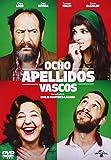 Ocho Apellidos Vascos (Spanish Affair) DVD (Region 2) Langue Espagnol (Sans Langue Français) (Sans Sous-titres Français)