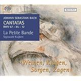 Bach: Kantaten für das Kirchenjahr BWV 12/67/85 (Vol.11)