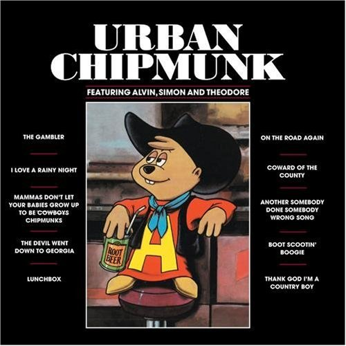 Urban Chipmunk
