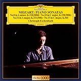 モーツァルト:ピアノソナタ第8番&第10番&第11番&第15番