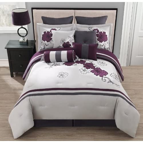 Plum Bedding Sets King