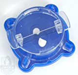 Magnifying Pill Cutter - Safe and Easy To Use - Color Varys