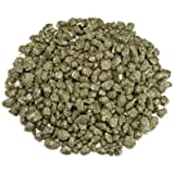 Hypnotic Gems Materials: 1 lb Pyrite Fools Gold Small Stones from Peru - 1/2 Inch Avg - (Select 1/2 to 18 lbs) - Raw Natural Rough Crystals for Cabbing, Cutting, Lapidary, Tumbling, Polishing, Wire Wrapping, Wicca and Reiki Crystal Healing *Wholesale Lot*