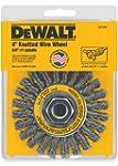 DEWALT DW4930 4-Inch by 5/8-Inch-11 F...