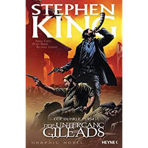 eBook Cover für  Der Dunkle Turm Band 4 Der Untergang Gileads