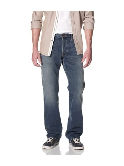 Genetic Denim Men's The Maverick Straight Jean