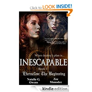 Inescapable (Eternelles: The Beginning, Book 1)