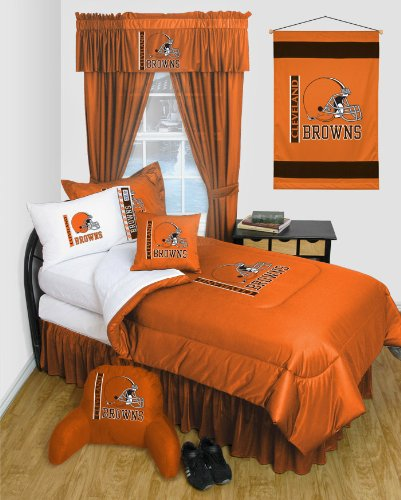 Browns Curtain Cleveland Browns Curtain Browns Curtains