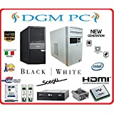 PC DESKTOP COMPUTER FISSO ASSEMBLATO COMPLETO PROCESSORE INTEL QUAD CORE/RAM 8GB /HD 1TB