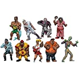 Zombie Toys Pack of 10