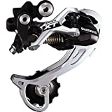 SHIMANO RD-M772 XT Shadow Rear Derailleur, GS (Color: Silver, Tamaño: GS)
