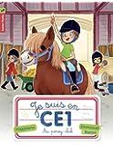 Je suis en CE1, Tome 7 : Au poney-club