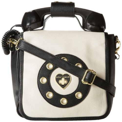Betsey Johnson BJ26515 Top Handle Bag from Betsey Johnson