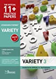 11+ Practice Papers, Variety Pack 3 (Go Practice)