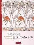 Collectif Inspiration Art nouveau : 50 coloriages anti-stress