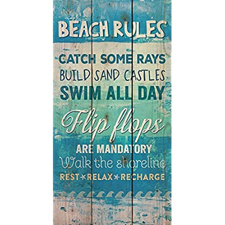 518n%2BQS8H9L._SS450_ 100+ Wooden Beach Signs and Wooden Coastal Signs