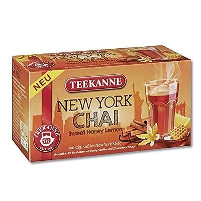 Teekanne - New York Chai - 35g von Teekanne bei Gewürze Shop
