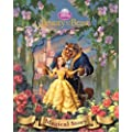 Disney's Beauty and the Beast Magical Story with Lenticular Front Cover